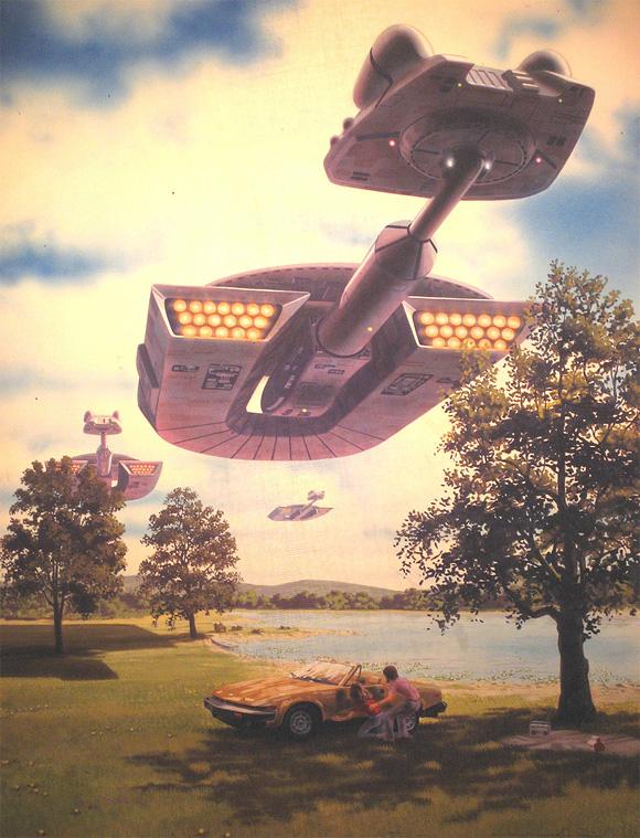 18 Fantastic Worlds of David Schleinkofer