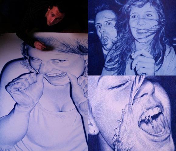 juanfranciscocasas Juan Francisco Casas | Ballpen artist!
