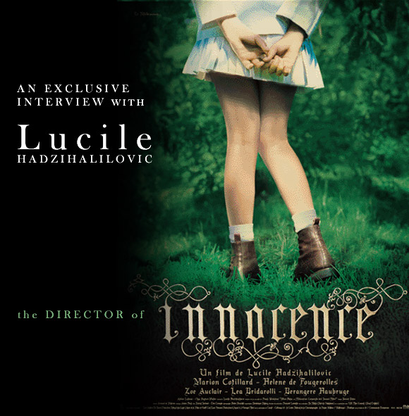 lucile director2 Interview with Lucile Hadzihalilovic