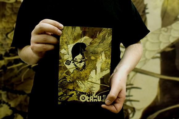 cover Otaku Kaidan