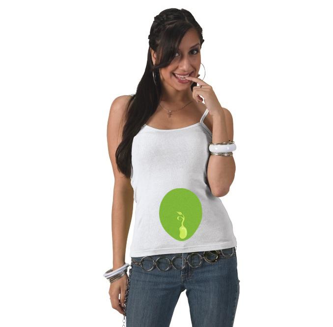 2875635759 5e84a0c6fb o Maternity t shirt design: The Magic Bean