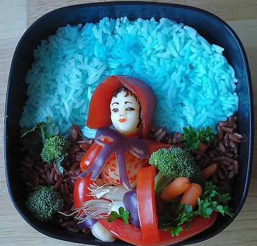 bento 1 Sakurako Kitsa's Food Delicacies