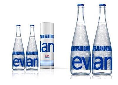 evian jpg 1b Evian wears Jean Paul Gaultier