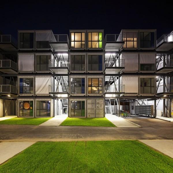 shockblast shockblast sh 290910 12   600x600 Student Housing project