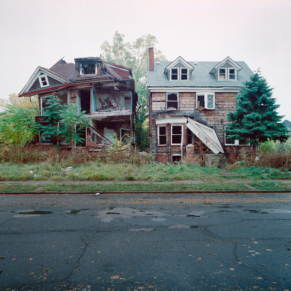 100 Abandoned Houses by Kevin Bauman 1 100 Abandoned Houses by Kevin Bauman