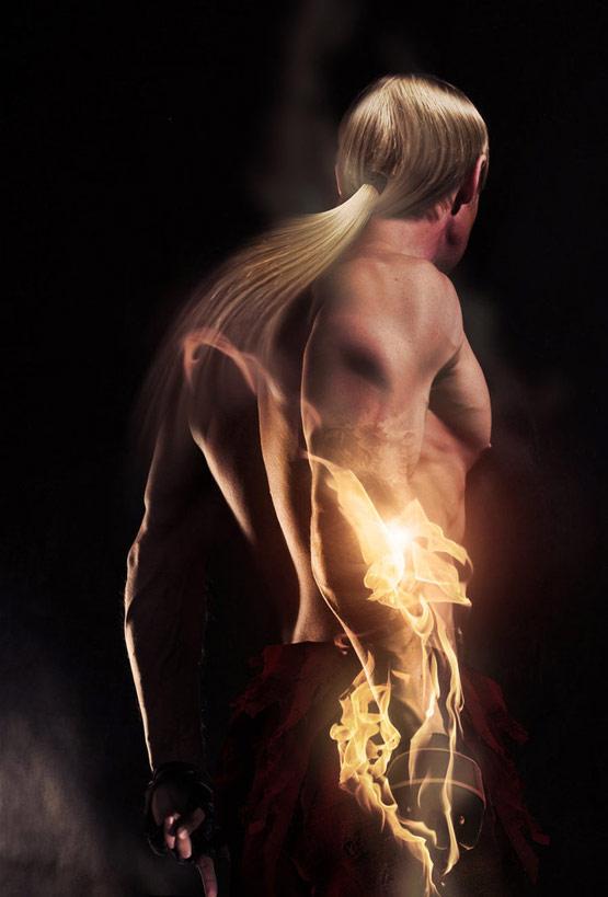 10 Ken Masters Street Fighter Art 24 Hyper Realistic Examples of Street Fighter Art