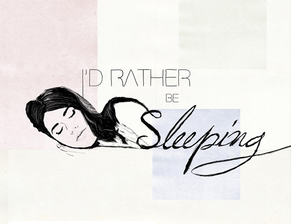 Id rather be sleeping 11 Made by Koning