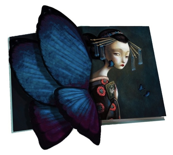 MadameButterfly Incredibly Vivid Pop Up Book