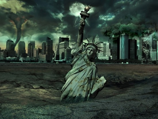 World After the Apocalypse 01 550x412 Big Cities of the World After the Apocalypse