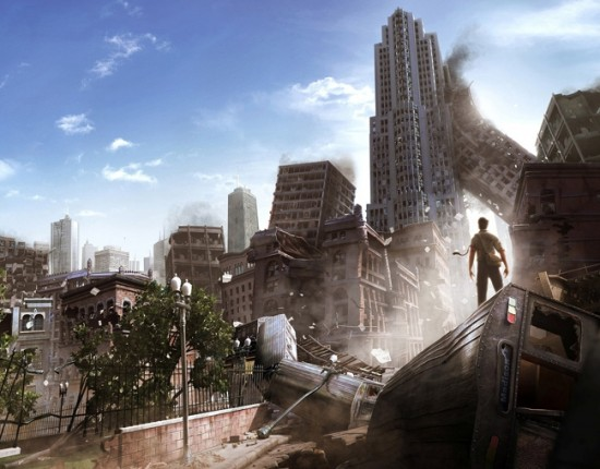 World After the Apocalypse 17 550x430 Big Cities of the World After the Apocalypse