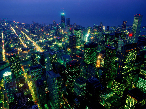 after dark in chicago wallpapers 3700 1600 Stunning Wallpapers For Your Desktop #3