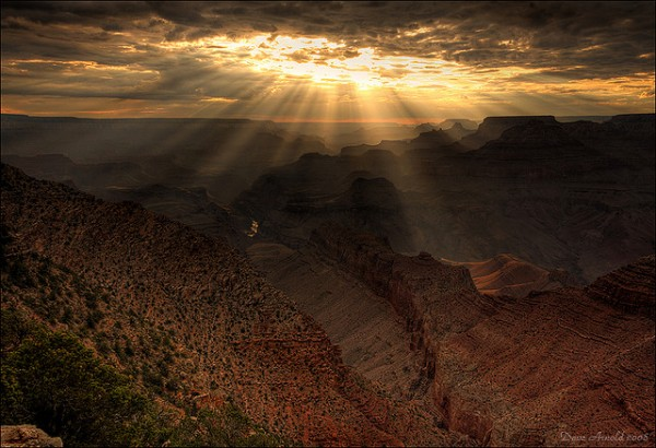 canyon 3 600x410 Majestic Photos of the Grand Canyon