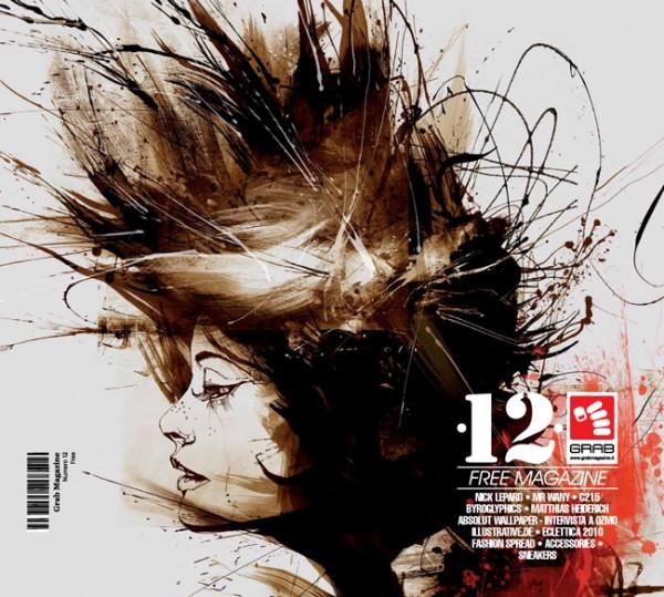 grab 12 cover web 600x539 Grab Magazine n°12 Out Now