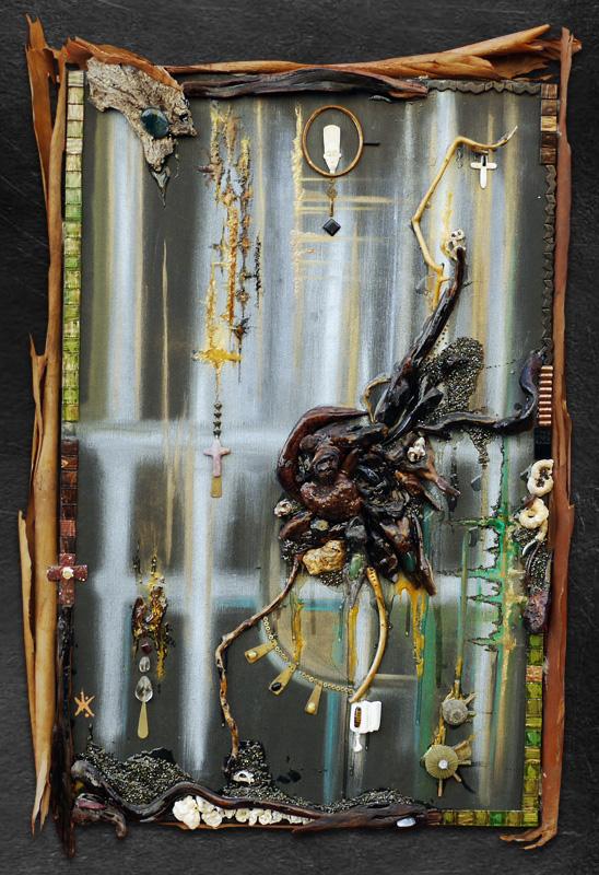 grand noir bois web gd Brigitte Fattaccio Artwork