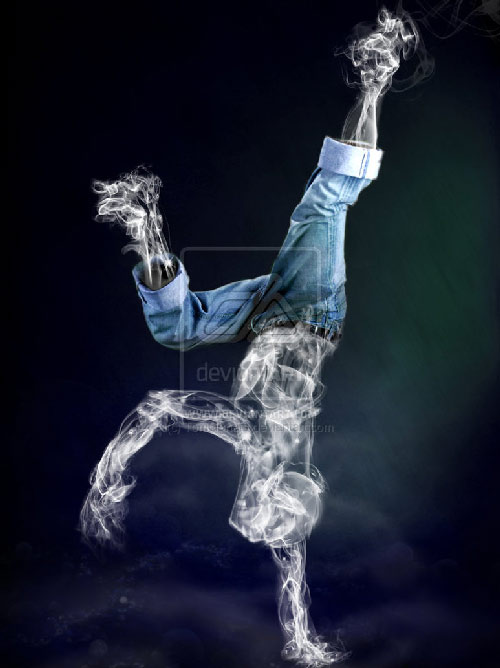 """Smoke art is a set of techniques to create artworks transforming the smoke ..."