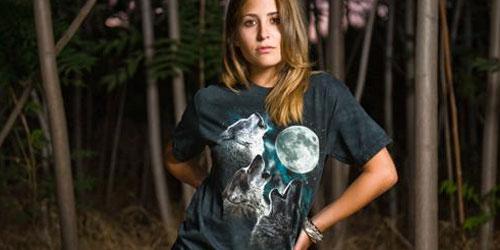wolf   25 Stunning Animal T Shirt Designs – An Inspiring Collection!