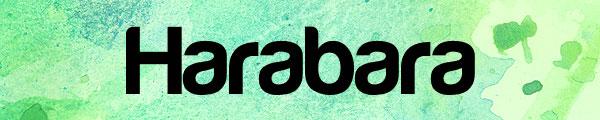 03 harabara bold Free fancy fonts part 1