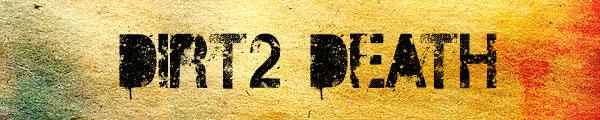 09 dirt2 death Free grunge fonts part 2