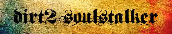 10 dirt2soulstalker Free grunge fonts part 2