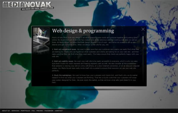 Check Out Our Most Popular Websites // MediaNovak