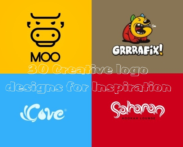 MOO beautiful logo1 Collected of best logo desings