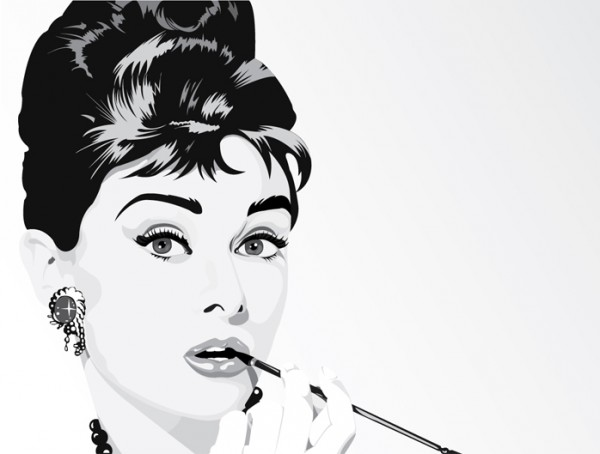 audrey 600x454 Collection of work from Gorilla Grafiks