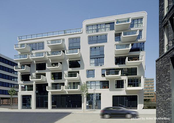 baufeld10 2 Baufeld10 Harbourcity Hamburg by LOVE architecture