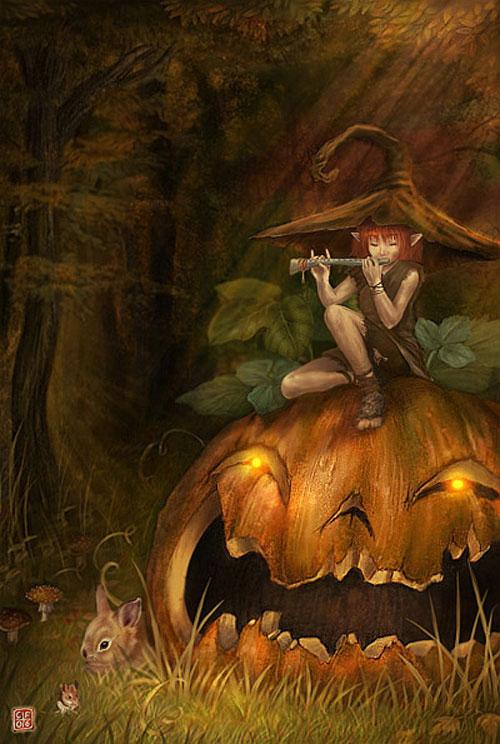 halloween r1   25 Spooky Halloween Special Designs – Trick or Treat!!!