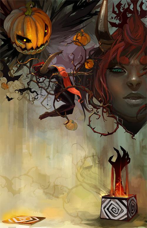 halloween r7   25 Spooky Halloween Special Designs – Trick or Treat!!!