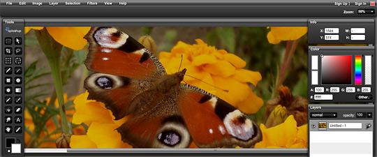 p03 5 Free Online Alternatives to Photoshop