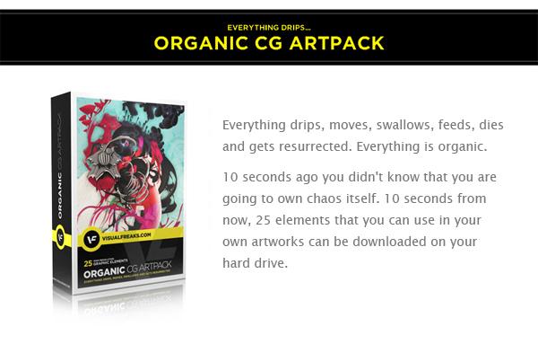 01 description VisualFreaks   Organic Artpack