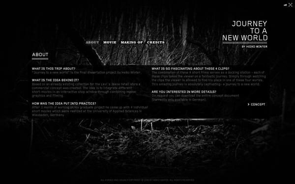 224 Journey To Another World @100BestWebsites