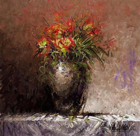 342264 Waheed Nasir Paintings