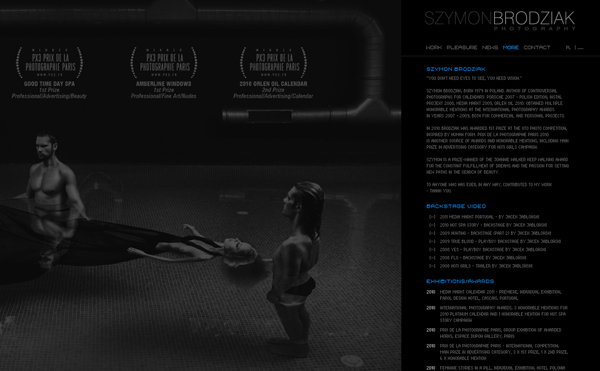 4412 Szymon Brodziak Photography // Constant Fulfillment Of Dreams @100BestWebsites