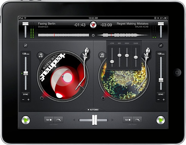 Djay 1 10 Tech Gadgets All Music Lovers Should Have