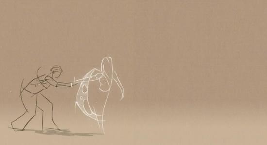 Thought of You par Ryan Woodward Amazing animation Thought of You by Ryan Woodward