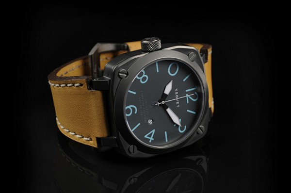 Tsovet SVT AT76 Limited Edition Electric Blue 1 Jaw Dropping Designs #6