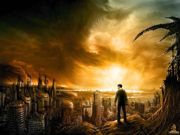 Vitaly Alexiu 21 Apocalyptic Digital Masterpieces