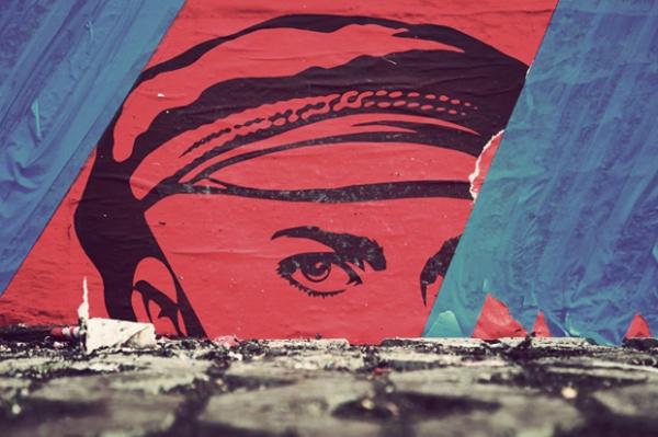 art basel miami shepard fairey walls 2 formatmag Shepard Fairey Walls at Art Basel: Miami