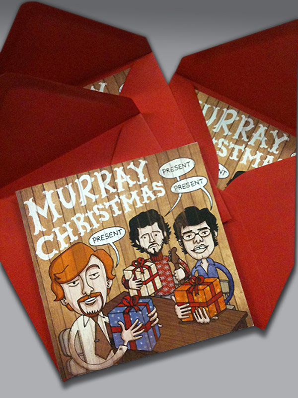 flight of the conchords elliott quince2 Murray Christmas by Elliott Quince