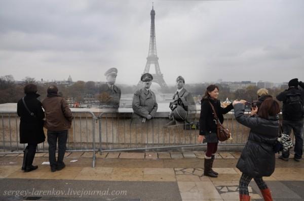 ghosts of world war ii paris 6 600x398 Ghosts of World War II: Paris