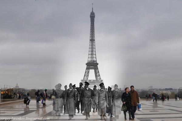 ghostsworldwarII2 600x398 Ghosts of World War II: Paris