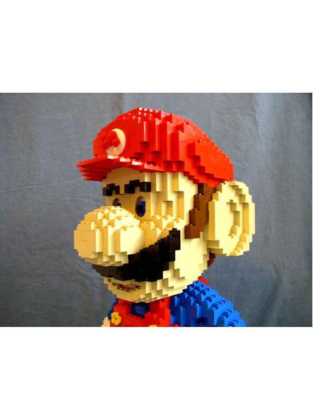 legomario 3 Mario and Luigi on lego