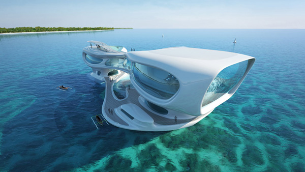 marine research centre bali Jaw Dropping Designs #5