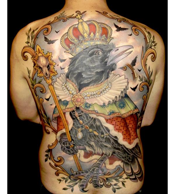 ryan mason 1 Tattoos by Ryan Mason