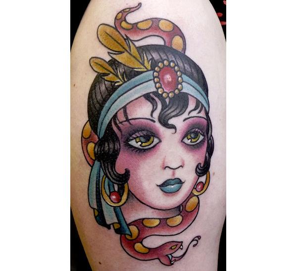 ryan mason 2 Tattoos by Ryan Mason