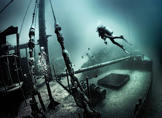 wp01 Wrecks Photography – the Memorable Remnants of the Former Glory