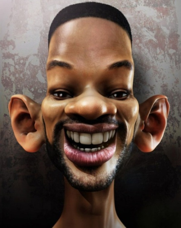 funny celebrity photos. 52 Funny Celebrity Caricatures