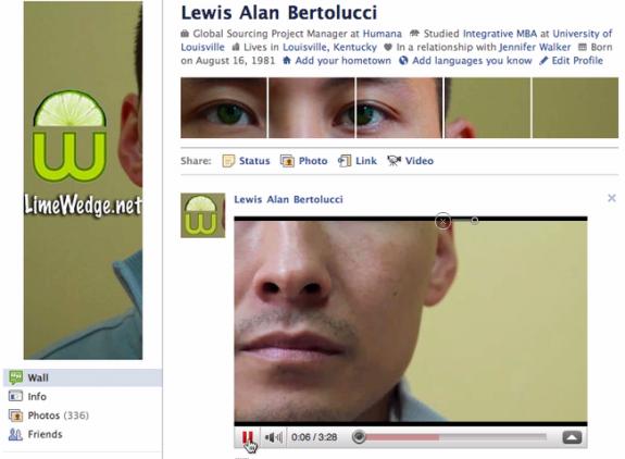 unnamed 4e14o7txfv A Creative Use of the New Facebook Profile [Video]
