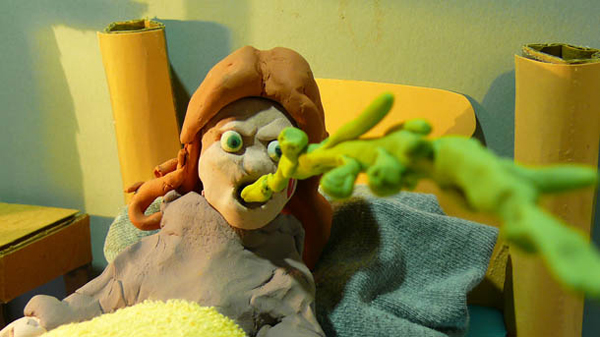 600 Lee Hardcastle: Cult Films Remade With Clay
